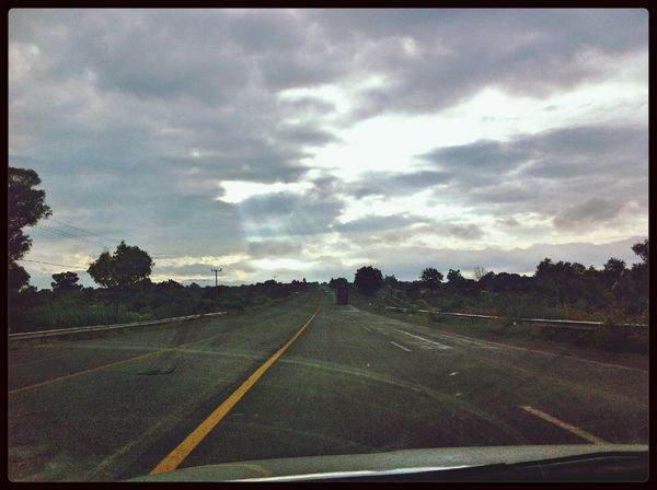 Stormy Weather Drivingshots