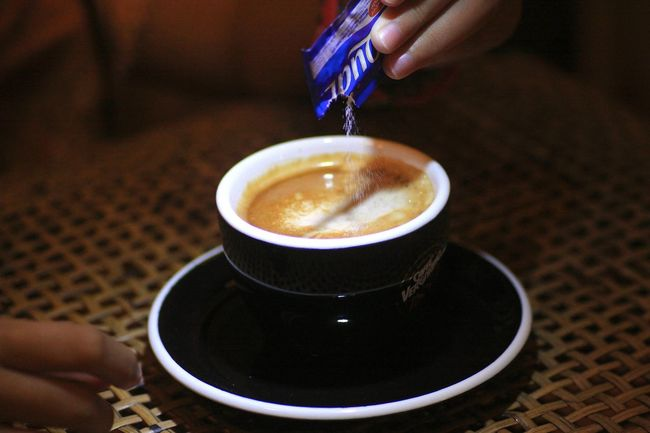 coffee time Close-up Coffee - Drink Coffee Cup Day Drink Focus On Foreground Food Food And Drink Freshness Frothy Drink Holding Human Body Part Human Finger Human Hand Indoors  Leisure Activity Lifestyles Men One Person Real People Refreshment Saucer Table Unrecognizable Person Women