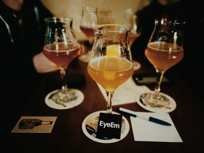 No Dresden EyeEm Meetup without Drinking Beer
