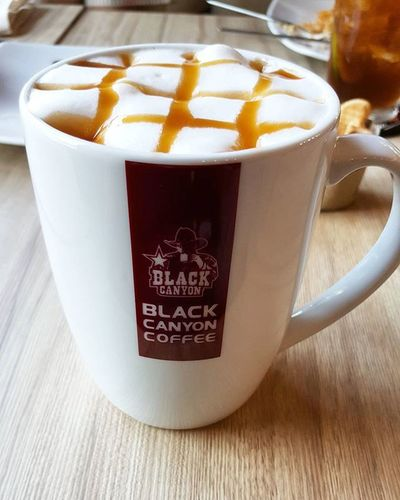 Blackcanyoncoffee Cappuccinomachiato Igersmyanmar Myanmarbreakfast breakfastinyangon