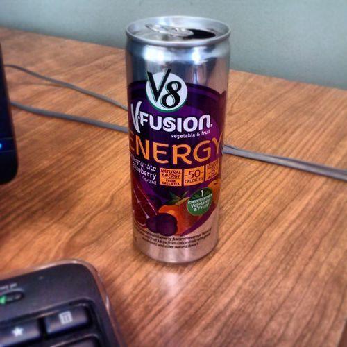 Favorite Should 've HadaV8 Healthy energy natural