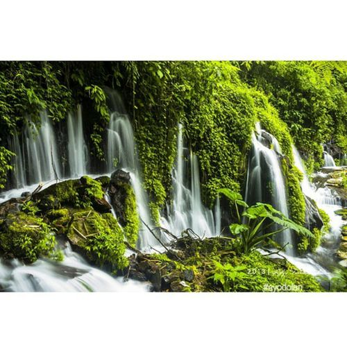 Sumber Pitu - Malang INDONESIA Ayodolan Waterfall