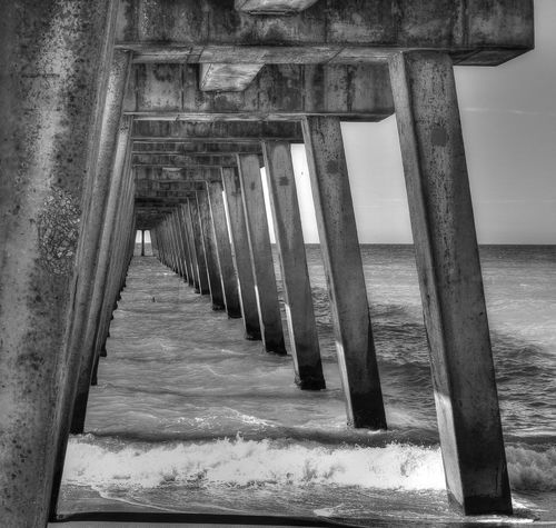 EyeEm Best Shots - Black + White Tadaa Community HDR Blackandwhite Venice Beach, FL