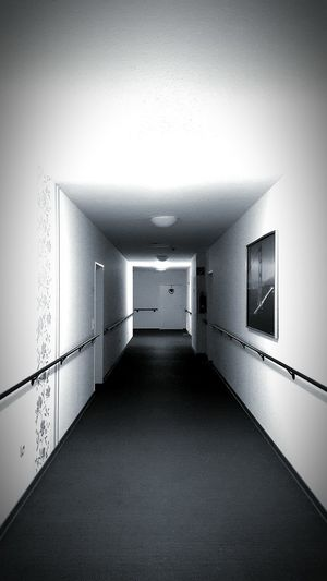 Open Edit Light And Shadow Corridor Eye4photography # Photooftheday From My Point Of View