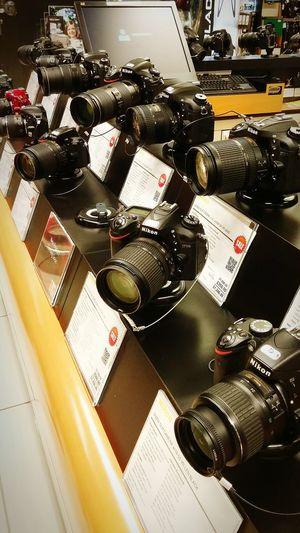 First Eyeem Photo Nikons @ B&h