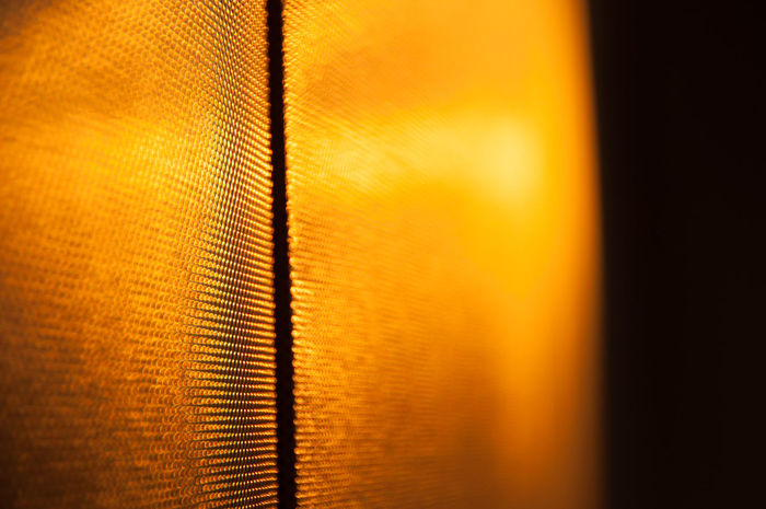 Abstract Depth Of Field Gradient Orange Color Pattern Selective Focus Shiny Sunset Texture Textures And Surfaces Twilight