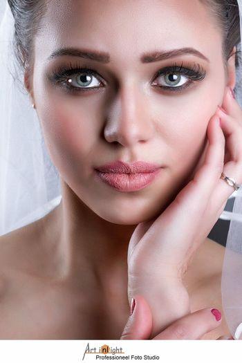 My beautifull model Bressilla Mulder..make-up by Muah Selma Zivali First Eyeem Photo