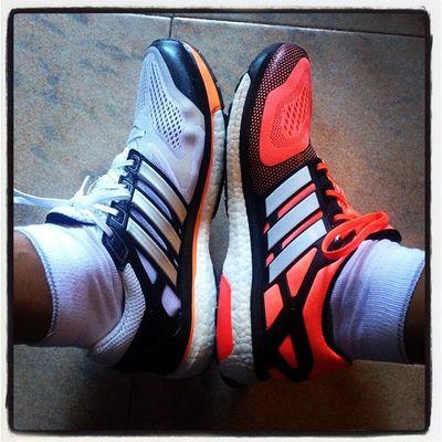 TRIATHLON Marathon Maratona Mezzamaratona training adidasboost adidasglide6 adidasenergyboost2
