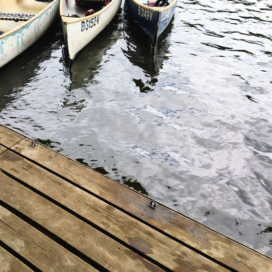 Water Wood - Material Reflection Pier One Person Rippled Wooden Tranquility Outdoors Jetty Day Waterfront Sea Kayak