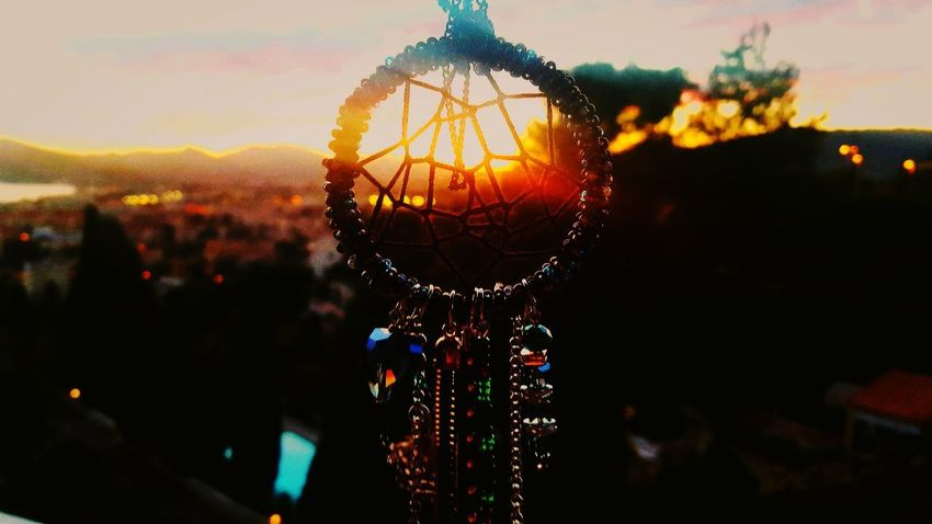Catch my dreams we'll share our lives Dreamcatcher Sunrise_sunsets_aroundworld Scape_collection Wonderland