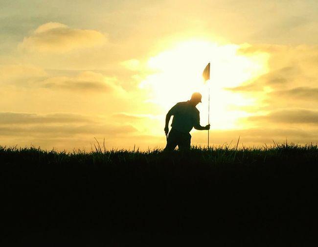 Golf Sunsetgol