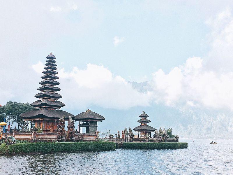 Bali INDONESIA Ulundanuberatan Bali