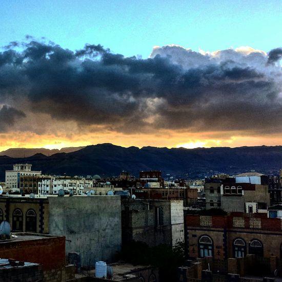 Yemen Sanaa I Love My City صنعاء