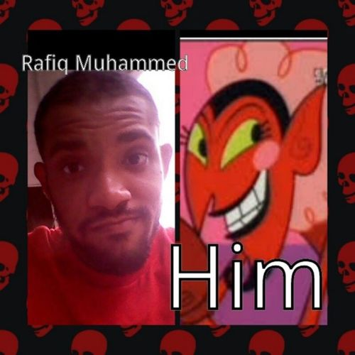 "The truth cant be avoided any longer im thoroughly convinced that i look like Him from Powerpuff Girls! Tell me wat u think respond to this post by commenting ""yeah"" or ""naw"" who knows, u might even change my mind lol Supervillain Thisissowrong NodisrespecttoHim Thepowerosinyourhands"