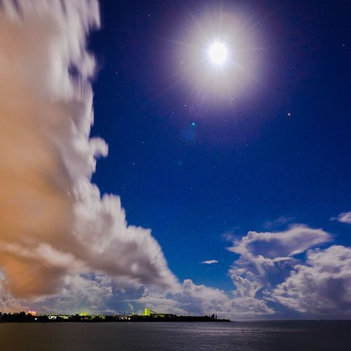 Taking Photos OKINAWA, JAPAN Okinawa Nikon D600 Nikon D600 Sea Clouds And Sky Skylovers Sea And Sky Night Of Sky Stars Night