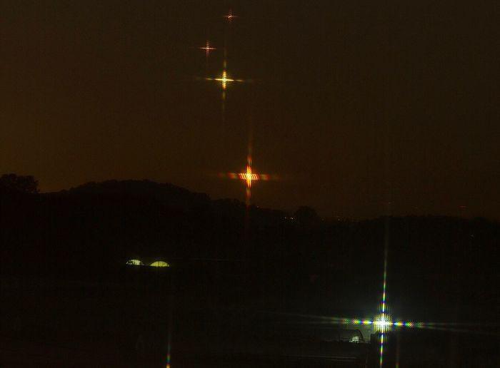 EyeEmNewHere Sky Night Airplane Leechangwon