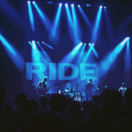 Asummerstale15 Ride Band Live Music Festival Concert Concert Photography Coloured Lights
