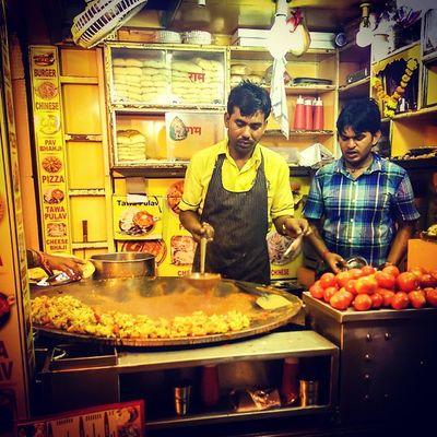 Juhubeach Pavbhaji Mumbai Bombay