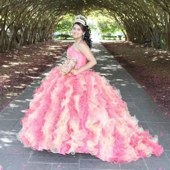 My Quince Dress <3