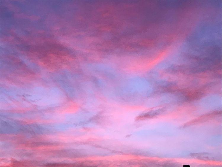 Cloud - Sky Pink Color Sky Dramatic Sky Beauty In Nature Sunset Nature No People Cloudscape Scenics - Nature