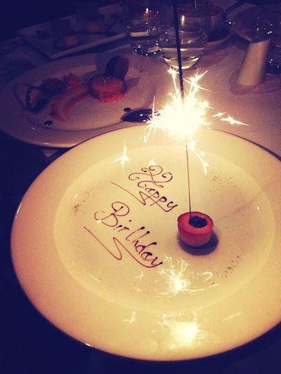 Happy Birthday To Me!!