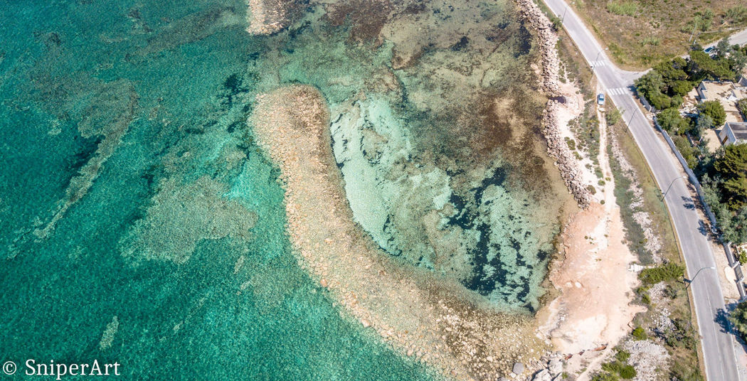 Aerial View Beauty In Nature Day High Angle View Hot Spring Nature No People Outdoors Scenics Travel Destinations Water