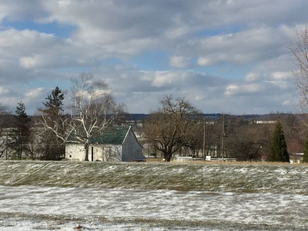Parksburg Pennsylvania 11195214 Pennsylvania Beauty Chester County Scenics Beauty In Nature Cold Temperature Farm Pennsylvania Winter Outdoors No People Tranquil Scene Weather Love