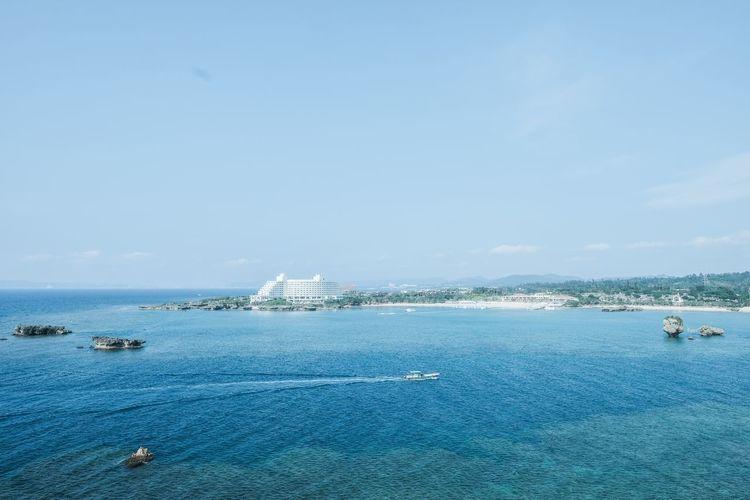 Manzamo,Okinawa,