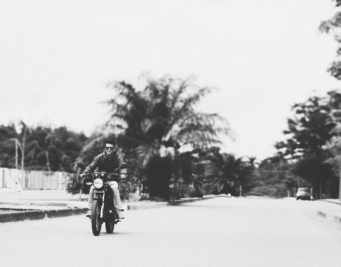 Tree Only Men Riding One Person Transportation One Man Only Day People Motorcycle Outdoors Adult Sky Adults Only Men Headwear