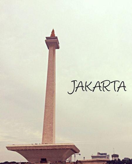 Monas Jakrta INDONESIA