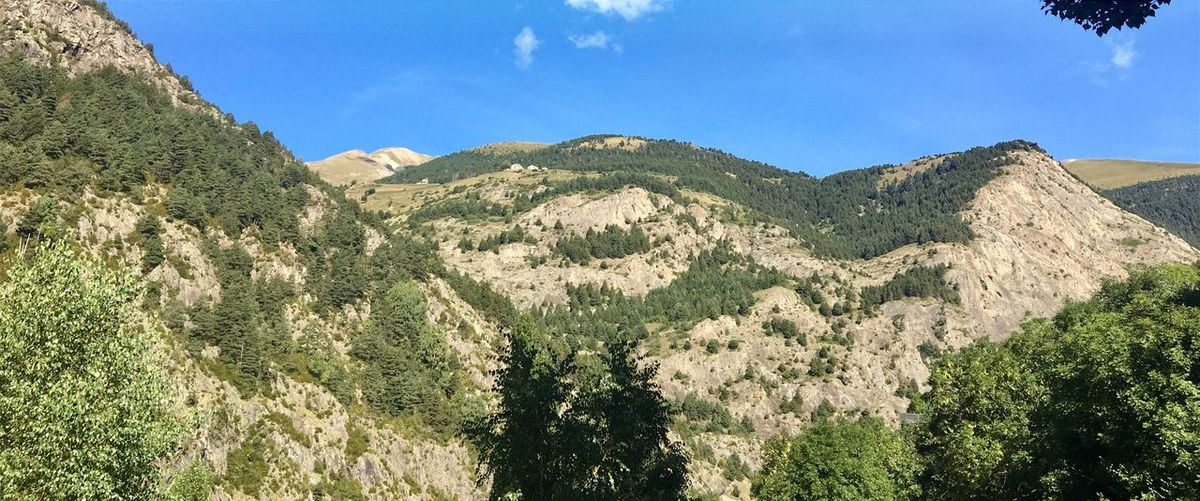 Andorra Travel Destinations Travel Plant Beauty In Nature Sky Mountain Scenics - Nature Tree Tranquility Growth Tranquil Scene Nature Landscape Day No People Outdoors Mountain Range Non-urban Scene Environment Sunlight Green Color Idyllic