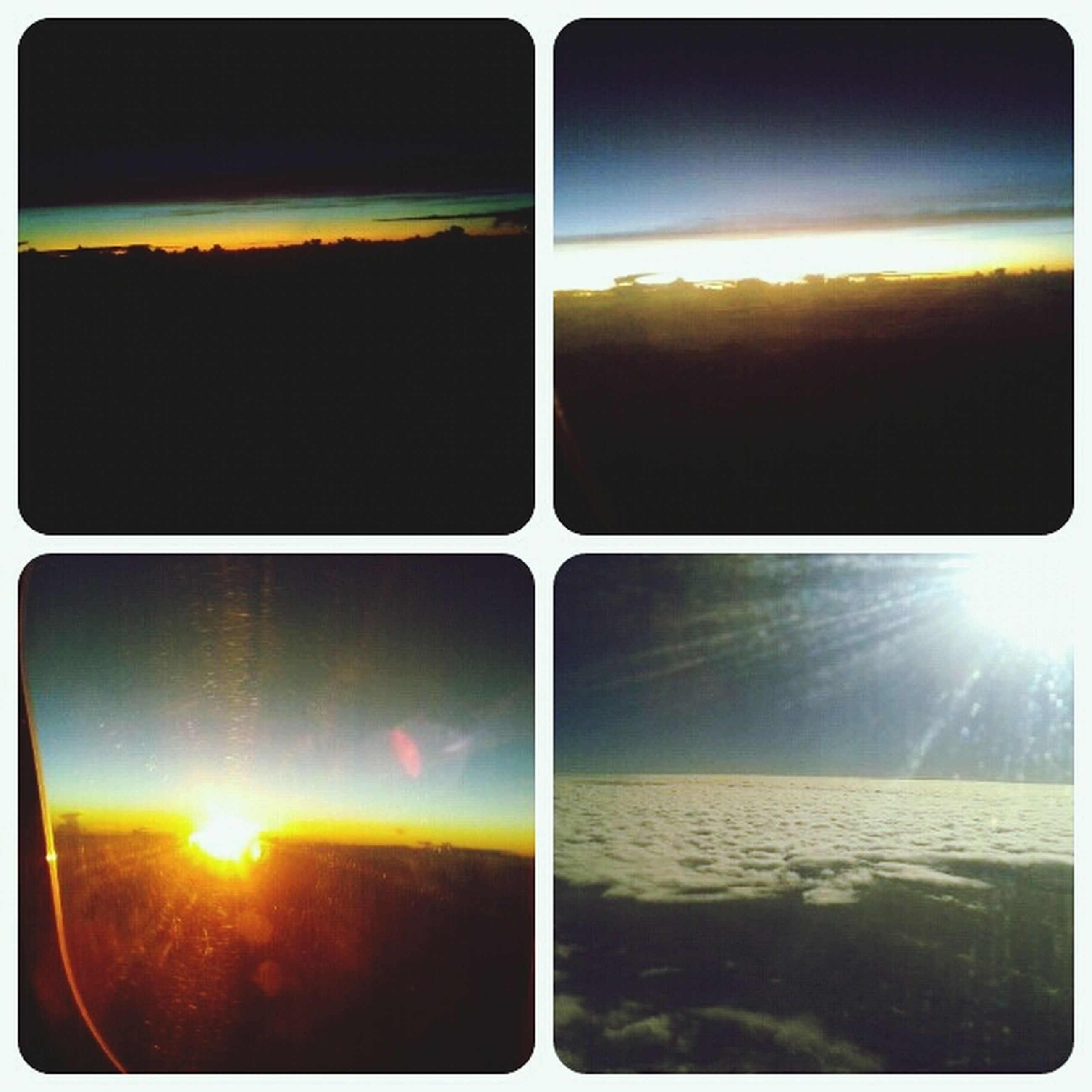 sun, transfer print, sunset, auto post production filter, orange color, sunlight, sky, sunbeam, lens flare, scenics, reflection, beauty in nature, nature, tranquil scene, transportation, idyllic, window, tranquility, no people, cloud - sky