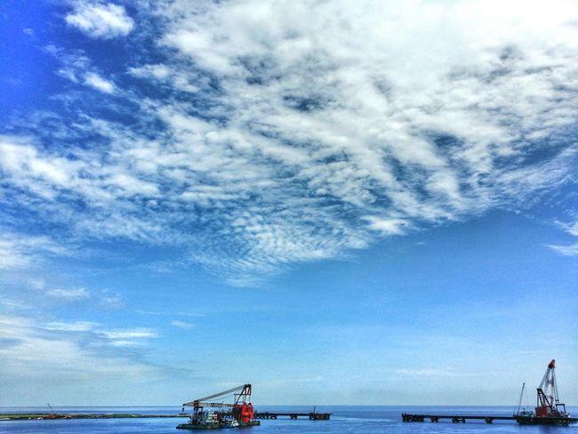 Sky Sea Cloud - Sky Nature Maldivesphotography Maldives Morning Malecity Outdoors