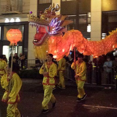 Chokeouttv Chinesenewyear SF Chinatownsf Yearofthehorse Dragon Parade Chinesenewyearparade Chokeoutcancer 2014