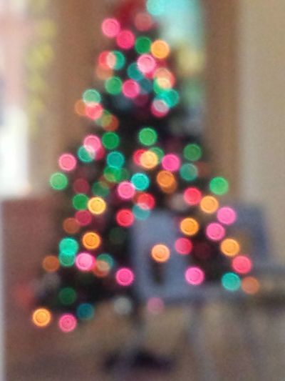 Christmas Tree studying has never been so pretty