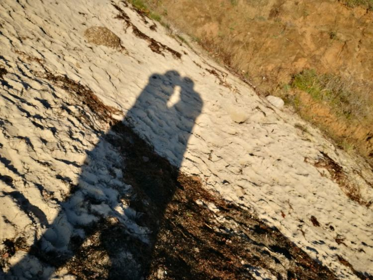 EyeEmNewHere EyeEm Best Shots EyeEm Nature Lover Ostsee Ostseeküste Ostseestrand Sonnenschein  Kuss Love Love ♥ Liebe Shadow Focus On Shadow High Angle View Sunlight Real People Sand Day Leisure Activity Outdoors Nature Lifestyles Beach Sand Dune People