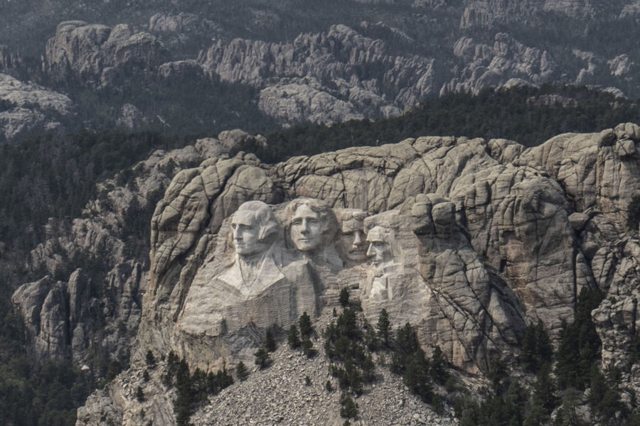 Mount Rushmore National Memorial Mount Rushmore, SD South Dakota Art And Craft Cliff Creativity Day Formation Geology History Human Representation Male Likeness Mountain Mountain Range Nature No People Representation Rock Rock - Object Rock Formation Sculpture Solid The Past Travel Destinations