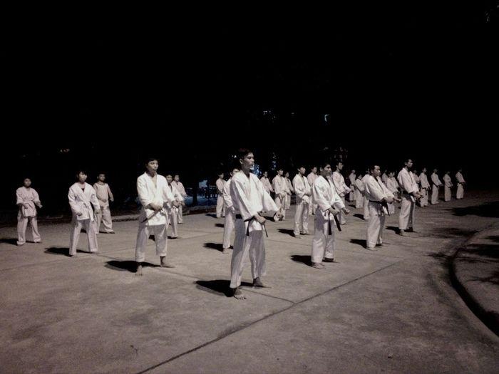 TÔI yêu karate