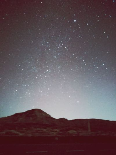 The Week On EyeEm Tenerife Star - Space Mountain Outdoors Sky Astronomy Galaxy Night Scenics Space And Astronomy Beauty In Nature No People Space Nature First Eyeem Photo