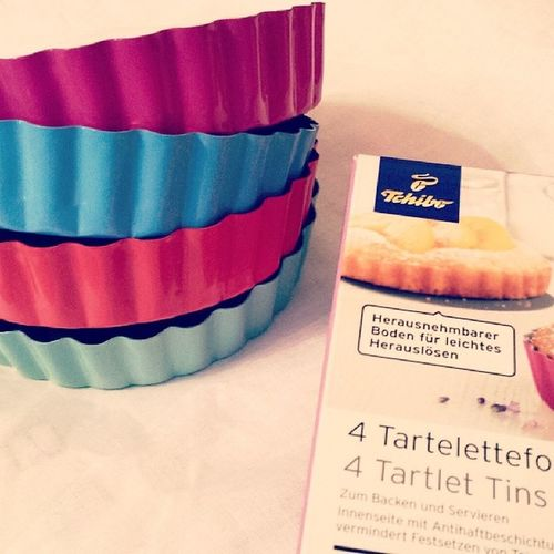 New in ? @tchibo Tchibo Tartlettins Bakerylove Bakerylife tartlet instadesserts bakery sweets homemade haul newin