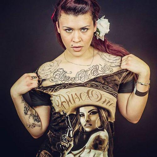 Akira.. Guntphotoart Beauty Latina Cypresshill tattoogirl inkedgirls ink photoshooting tattoos rap hiphop darkhair