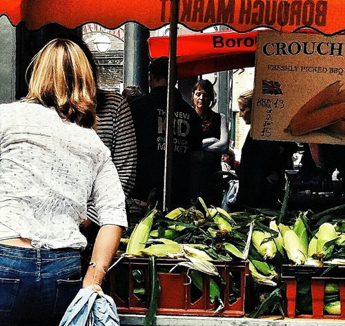 Cobs Corn Food Borough Market 1014 1276 London England Travelphotogrqphy Streetphotography