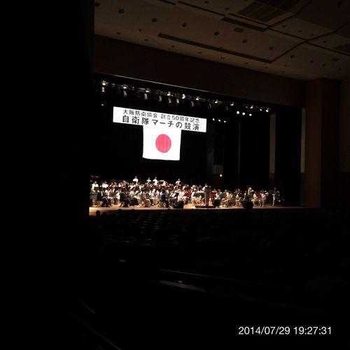 燃えるぜ♪ Concert Photography Jsdf Music Enjoying Life