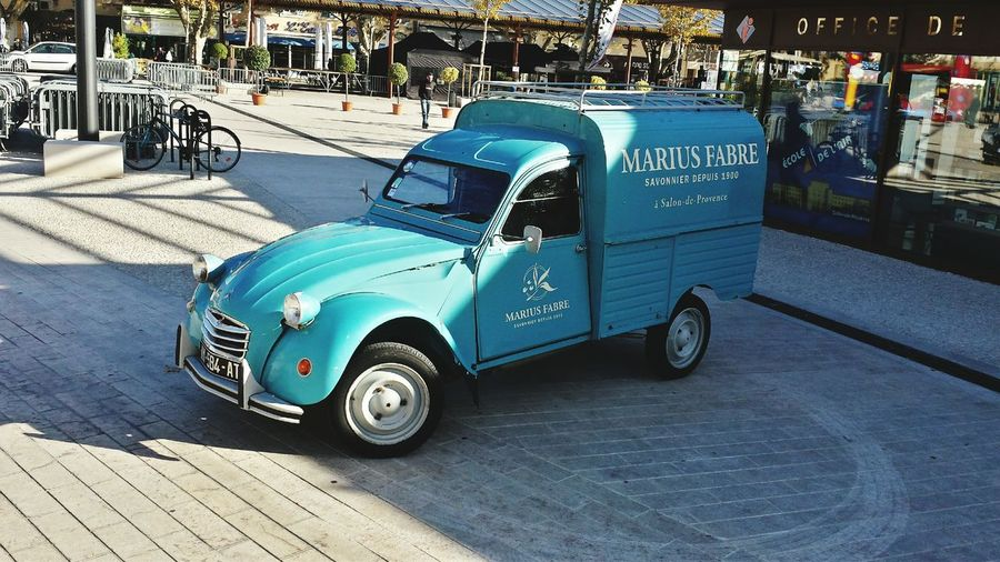Classic Cars French Old Car Citroen 2cv France