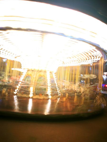 Merry go round Arts Culture And Entertainment No People Carousel Cityscape Night Nightlife City