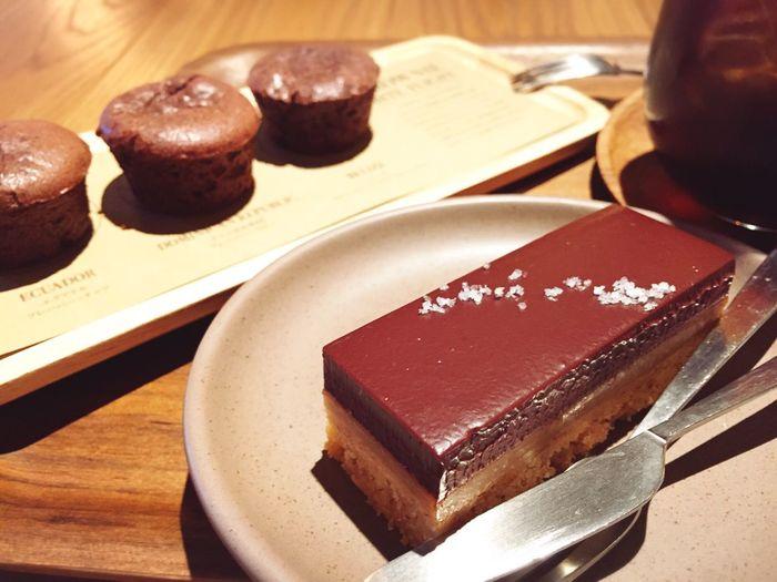 ダンデライオンチョコレート Dandelion Chocolate ダンデライオン チョコレート カカオ チョコレートケーキ Chocolate Chocolate♡ Cafe カフェ Chocolatecake