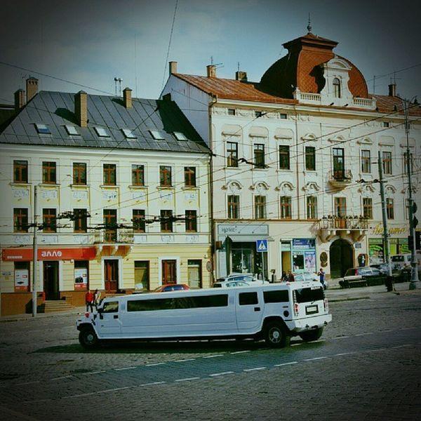 Chernivtsi  Limousine лимузин черновцы