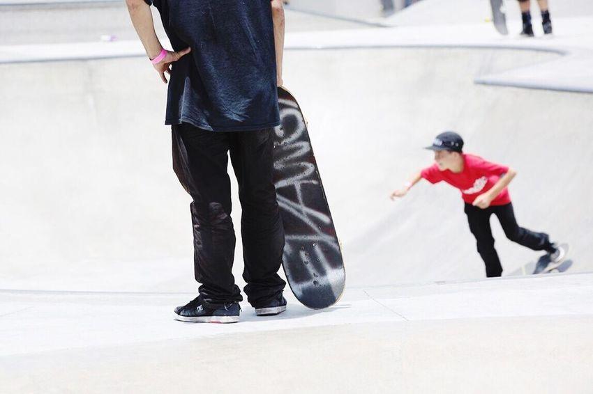Venice Beach Sk8 Skateboarding Lifestyle California People Skatepark Kids Fun Real People Boys