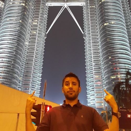 Petronas tower Kualalumpur City Petronas Towers twin asia continent architecture