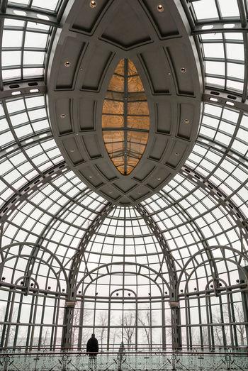 Arch Architectural Feature Architecture Built Structure Ceiling Design Geometric Shape Interior Modern Pattern Skylight Tourism Travel Destinations